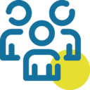 icon community management 512x512px